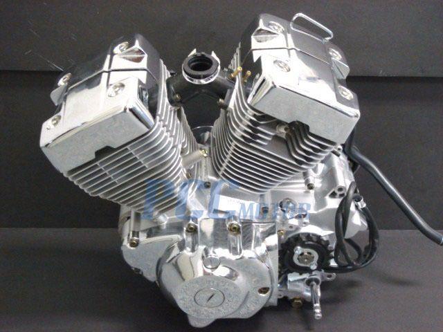Lifan 250cc V Twin Honda Engine Motor Mini Chopper Bike