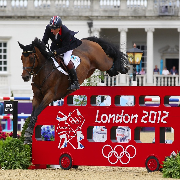 Home Team Heroes: Great Britain Rounds Up Equestrian Gold  2012