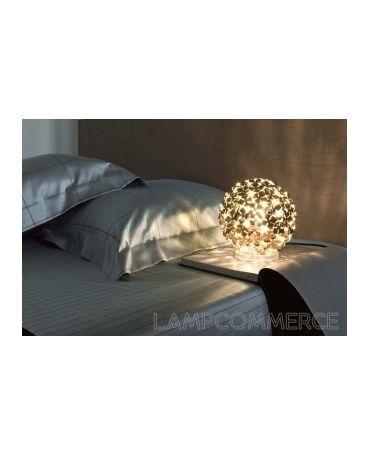 #Terzani #Ortenzia table lamp Design Bruno Rainaldi