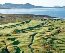 Waterville Golf Course in Ireland