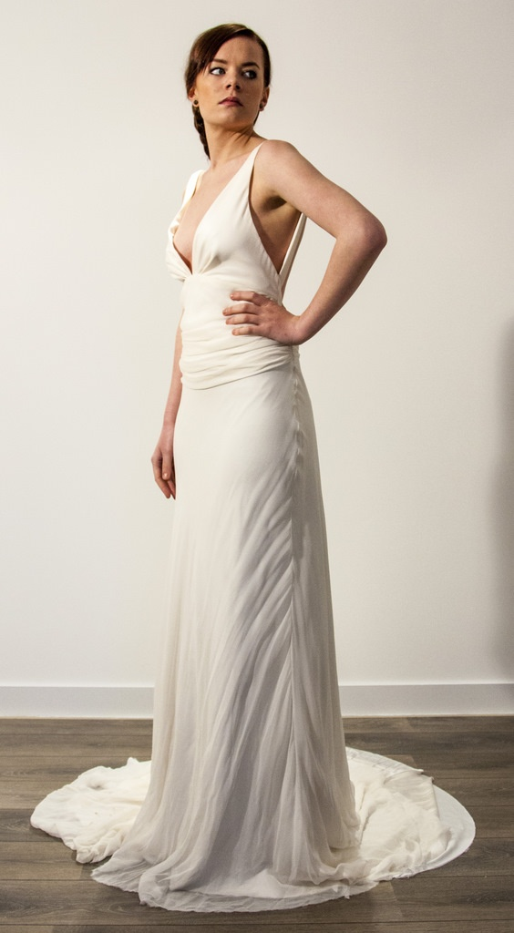 Helen English Gown
