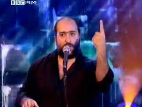 ▶ Omid Djalili - Stand Up Comedy BBC 1 - Jews v Christians.mp4 - YouTube