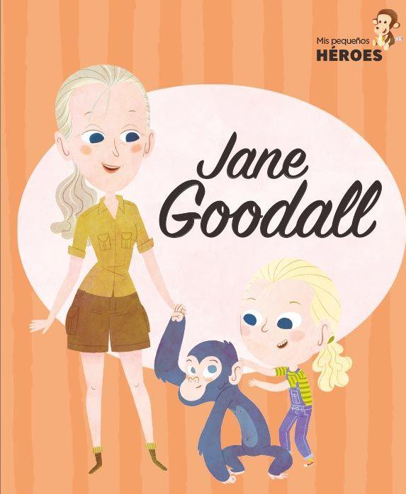 ESPECIAL DONA.  Javier Alonso. Jane Goodall. I 92Goodall. Llibre recomanat.