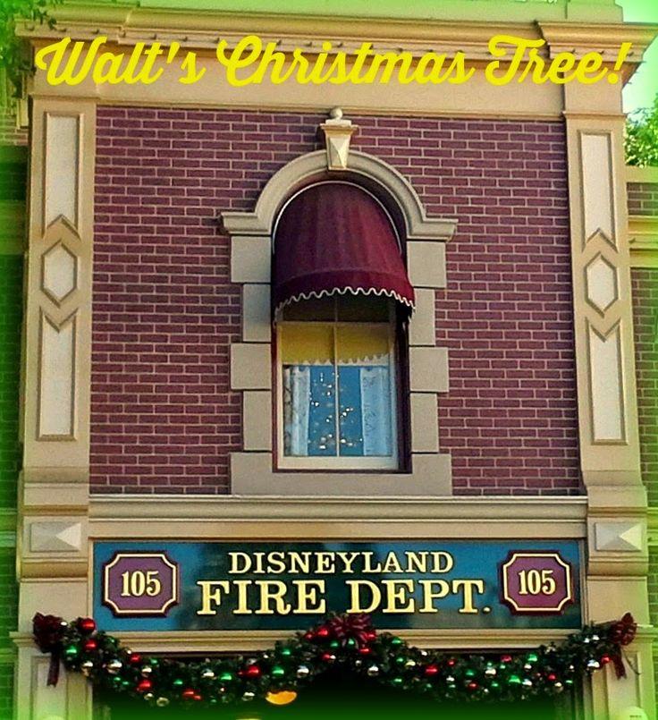 Walt Disney's Apartment Decks the Halls   DISTherapy #DisneyHolidays