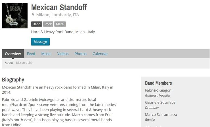 Check Mexican Standoff on Sonicbids