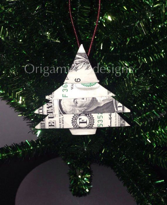 1000+ images about $ Origami TREE Ornaments on Pinterest - photo#36