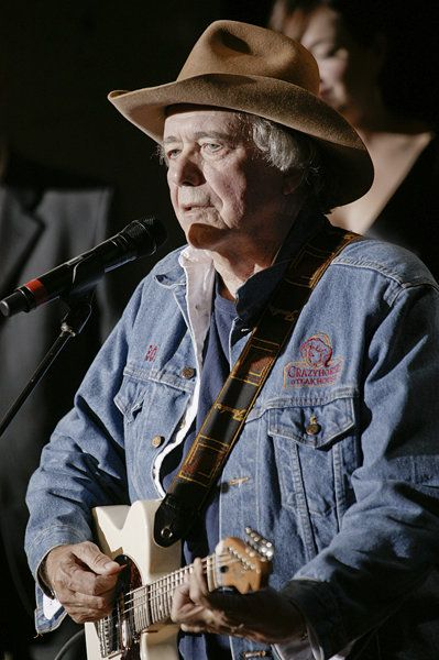 "Robert Joseph ""Bobby"" Bare is an American country music singer and songwriter. He is the father of Bobby Bare, Jr., also a musician."