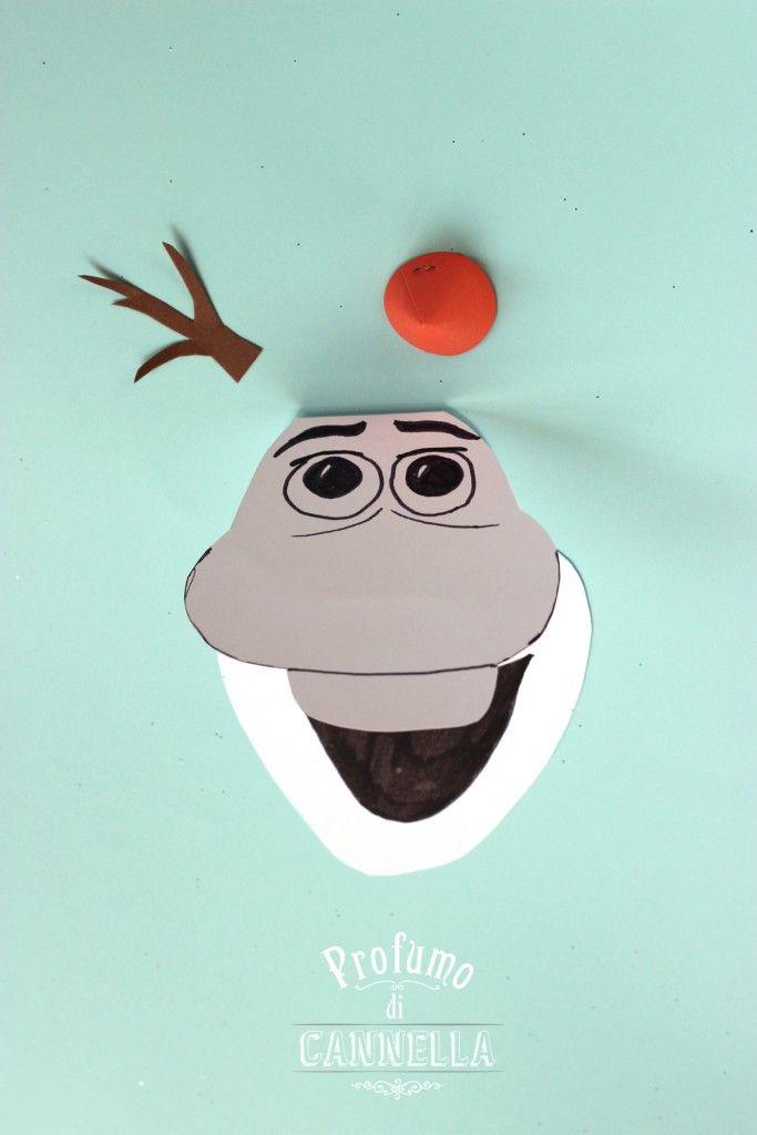 Inviti OLAF per Frozen Party