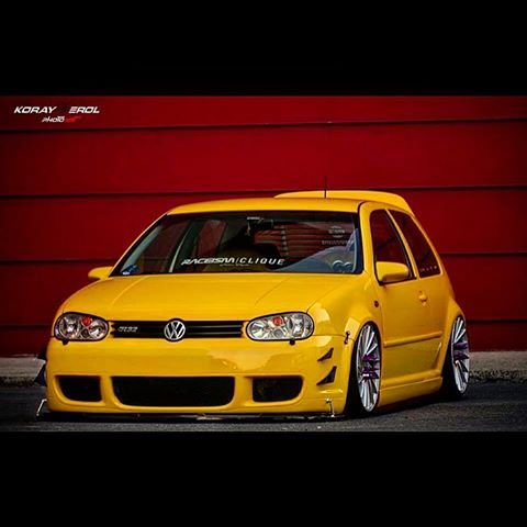 629 best dubs images on pinterest cars volkswagen golf for Volkswagen cannes garage