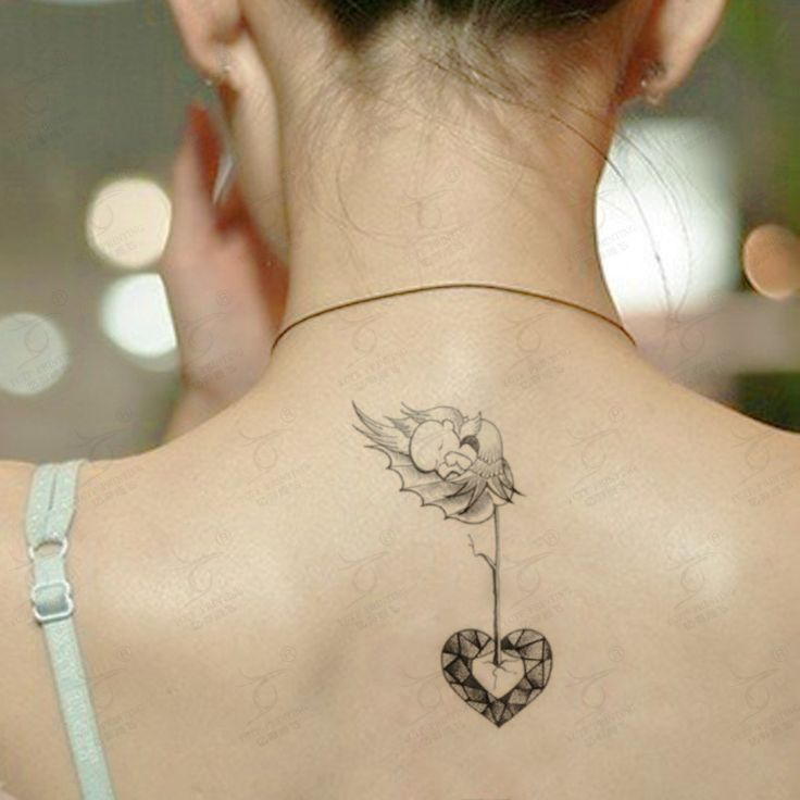 Small Angel Tattoo: 52 Best Images About Tattoo On Pinterest