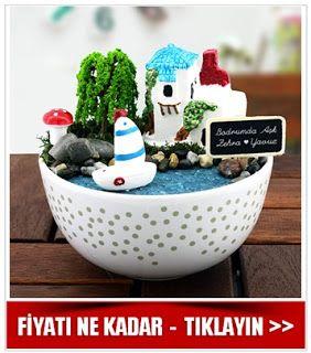 Bodrum'da Aşk Başkadır Minyatür Bahçe