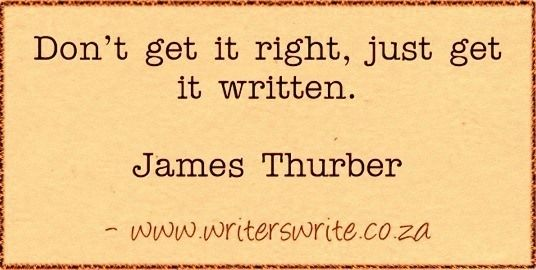 Quotable - James Thurber