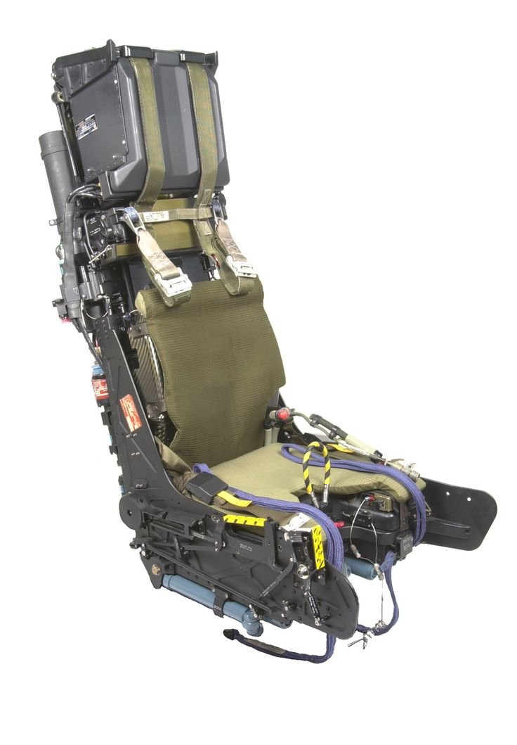 Mk14 NACES Ejection Seat. Currently in service in the T-45 and F-18. Over 2200 Mk14's currently in service worldwide.