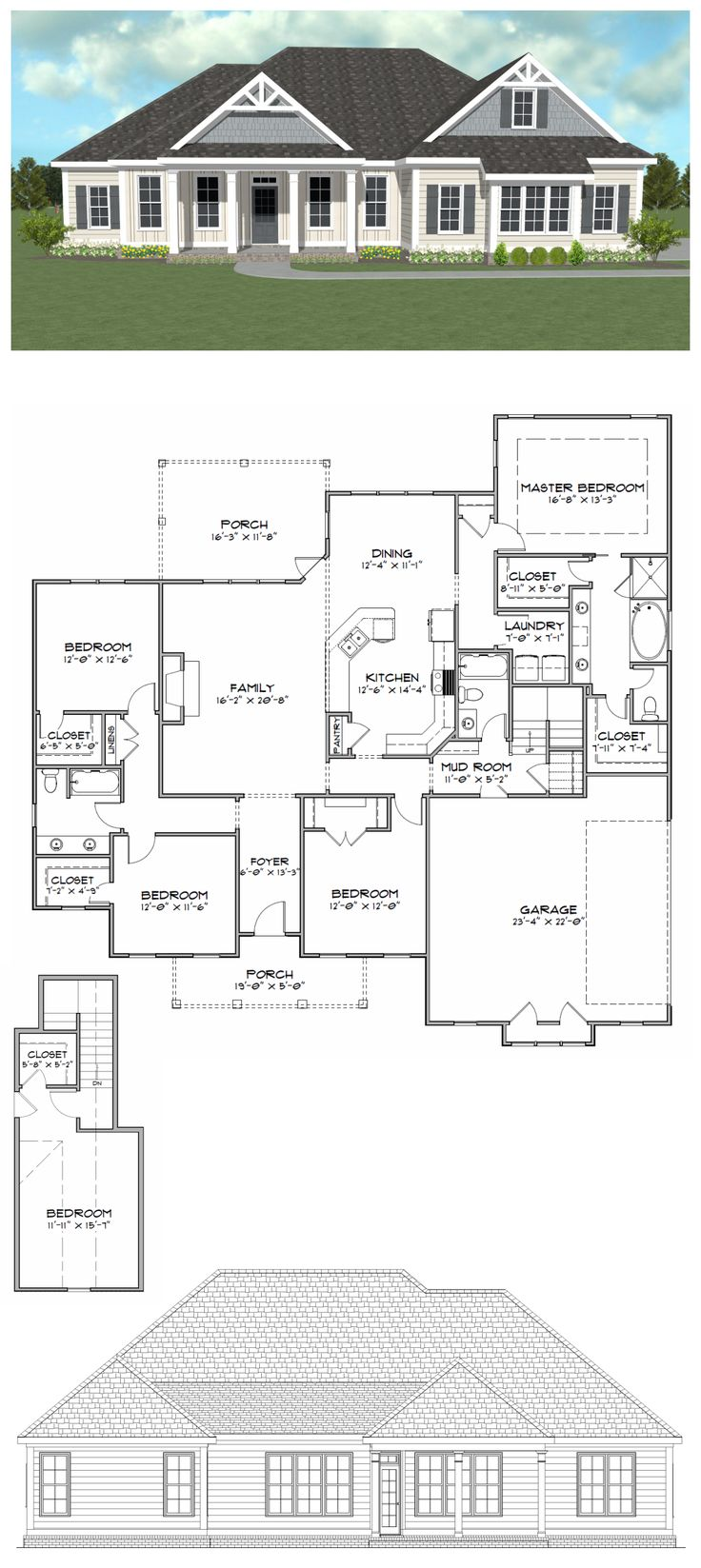 19 best house plans 2000 2800 sq ft images on pinterest for Cox plans