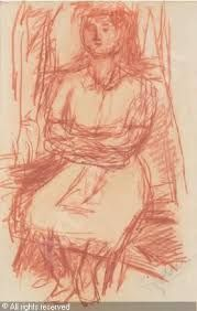 Image result for czóbel béla sketch