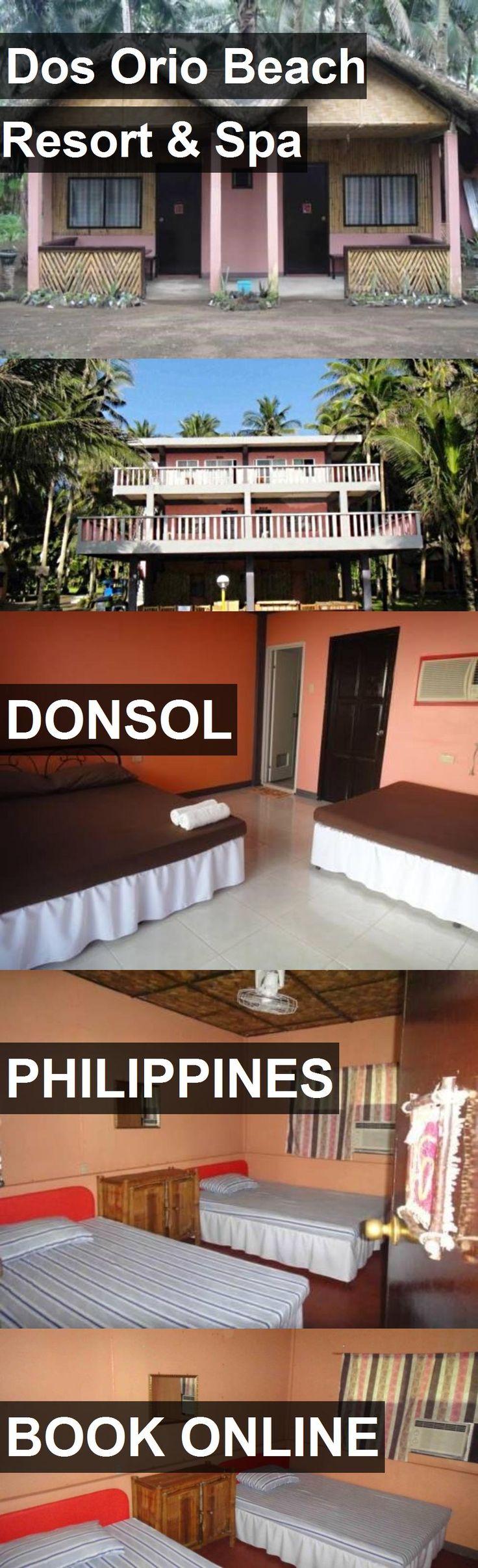 Hotel Dos Orio Beach Resort