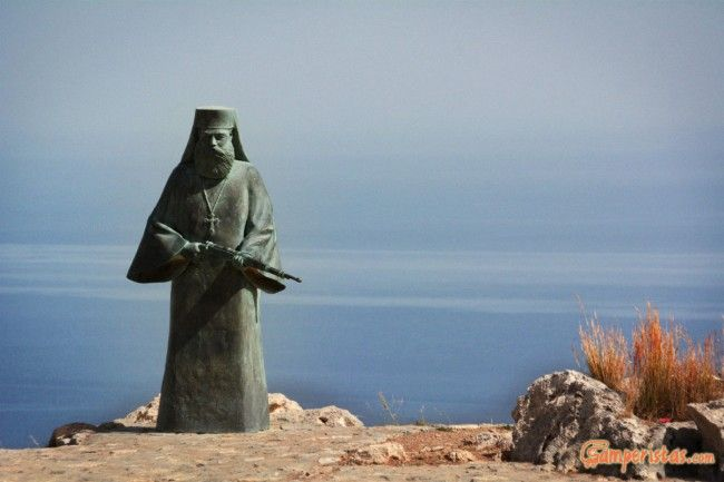 Creta: i monasteri di Preveli | Camperistas.com