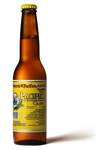 Pacifico. Similar to Corona but better!