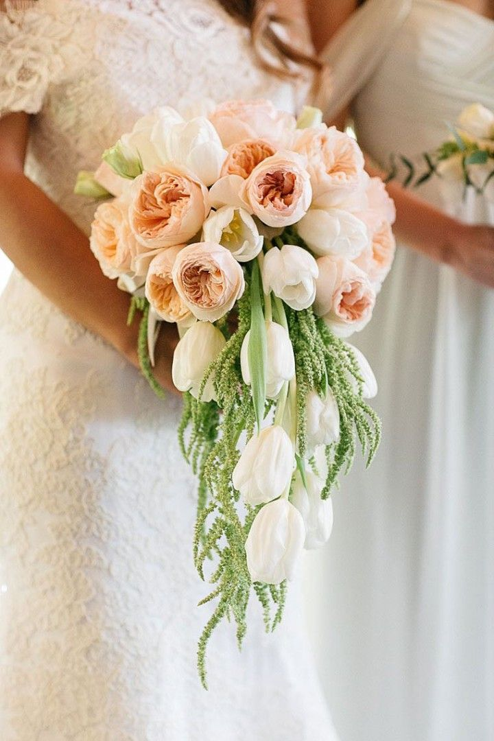 bridal bouquet idea; photo: Karlisch Photography