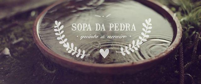 Sopa da Pedra na Quinta do Arneiro by De Alma e Coração. ...