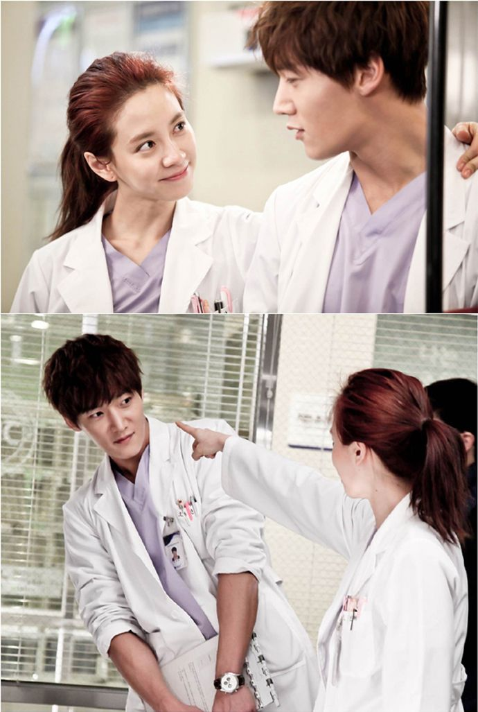 """Emergency Couple"" BTS & Scene Stills + Episodes 5 & 6 Preview 