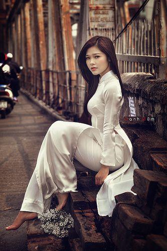 Áo Dài Việt Nam - Tôn vinh vẻ đẹp Việt! | Kho lưu trữ hình ả… | Flickr