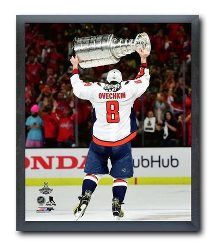 9fe85ec24 Alexander Ovechkin Washington Capitals 2018 Stanley Cup® Celebration NHL  Licensed Print V4