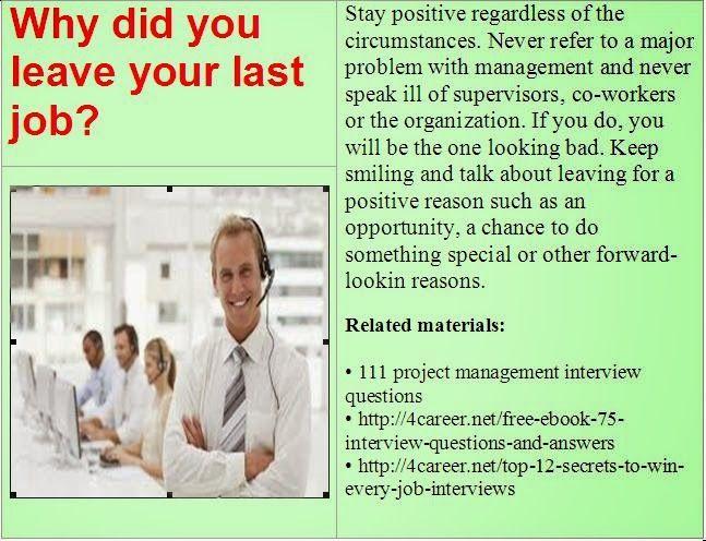 List Of Job Interview Materials: Useful Job Interview Materials: