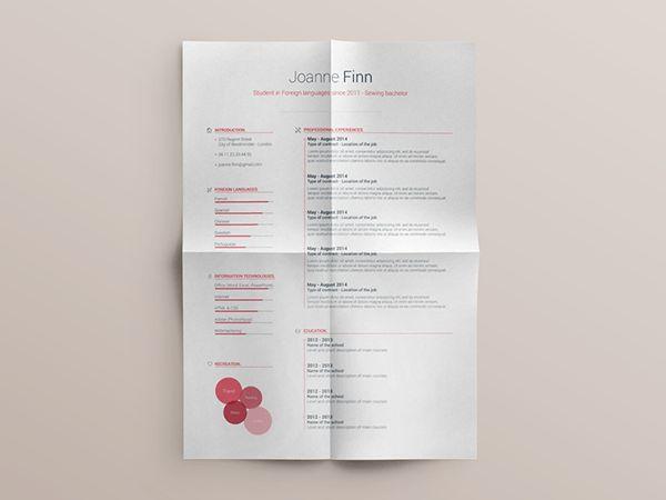 best resume template free