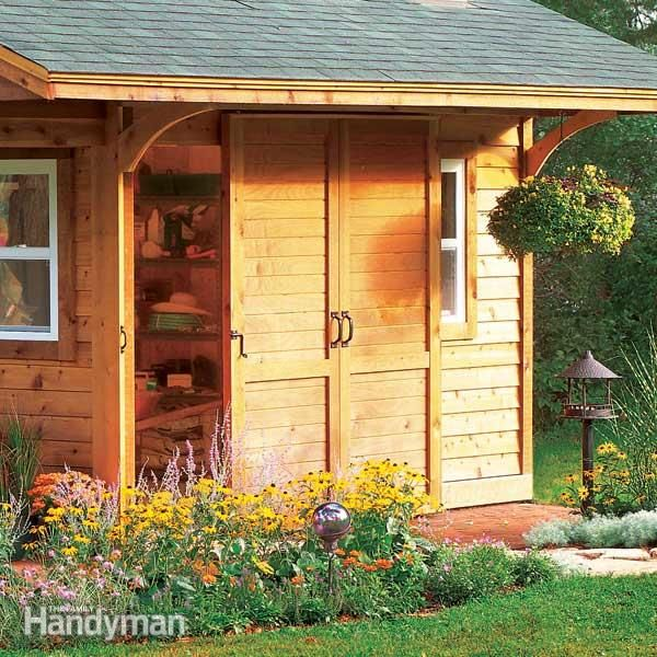 Here are some excellent tips taken from our pros' 50 years worth of experience in designing yard sheds. These tips will make your project easier, more econo