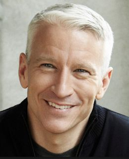 Anderson Cooper (June 3, 1967) American writer, journalist and presenter, o.a. known from newschannel CNN.