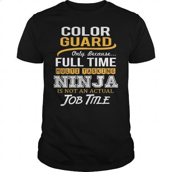 Awesome Tee For Color Guard #style #clothing. PURCHASE NOW => https://www.sunfrog.com/LifeStyle/Awesome-Tee-For-Color-Guard-120491986-Black-Guys.html?60505