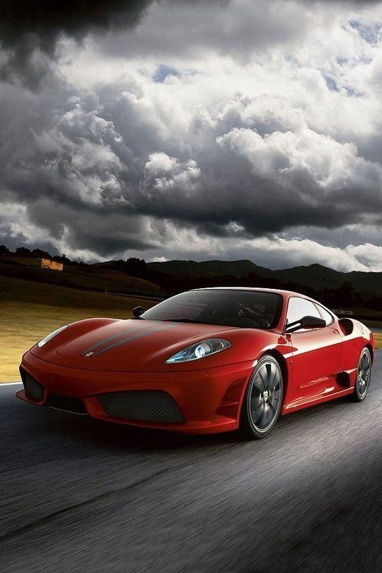 Ferrari F430 Scuderia - Drivent too !