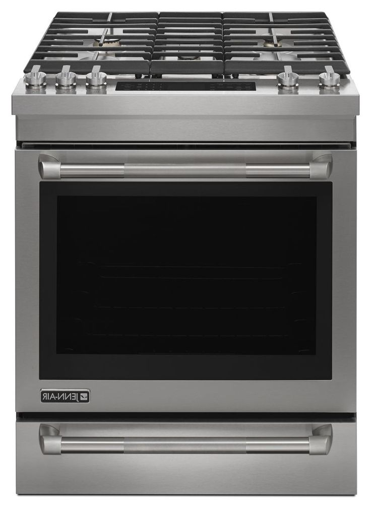 New Jenn Air Gas Slide In Ranges Reviews Ratings From Jenn Air Kitchen  Appliances Reviews