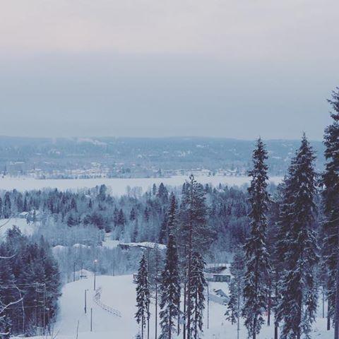 【maocorgi】さんのInstagramをピンしています。 《美しいロヴァニエミの街  朝からえっちらおっちら雪道を登って撮った景色❄️ #旅#旅行#海外生活#海外旅行#フィンランド#ロヴァニエミ#ラップランド#雪景色#雪#森  #trip#travel#livingabroad#travelabroad#finland#rovaniemi#snow#forest#lapland》