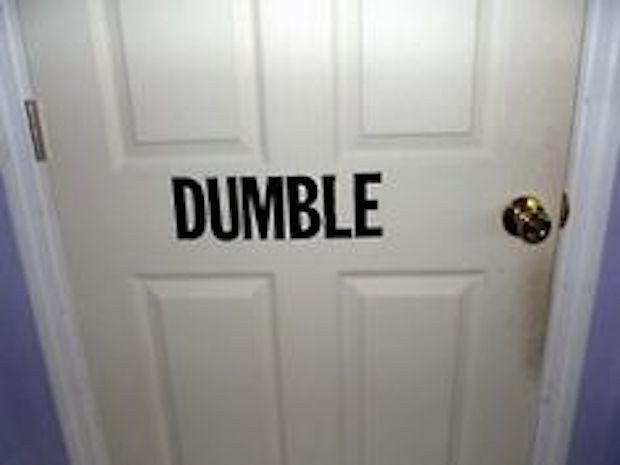 """The ONLY door that matters: 