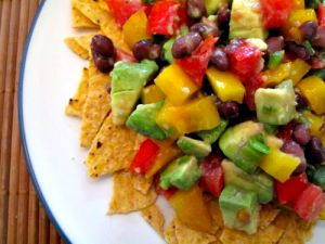 My Summer Cookout Go-To Recipe: Guacamole Salad - Pick Any Two