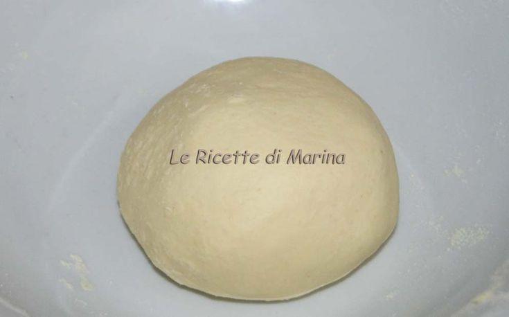 Pasta fresca (senza uova), ricetta base