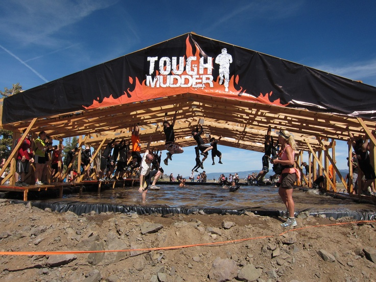Tough Mudder, Squaw Valley 2011.  ESS attends as an event sponsor & Team ESS members participate in the challenge.  Military eyewear, wounded warrior foundation, ESS eye pro, sunglasses, CDI, 5B sunglass, CDI MAX sunglasses, adventure race, california, tahoe, ballistic eyewear, eye protection, charity