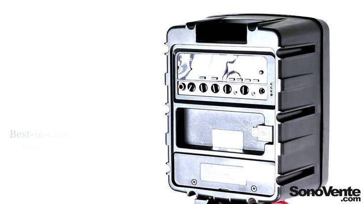 Mipro - Les fonctionnalités de la sono portable MA-303  Vidéo par SonoVente.com sur YouTube.com