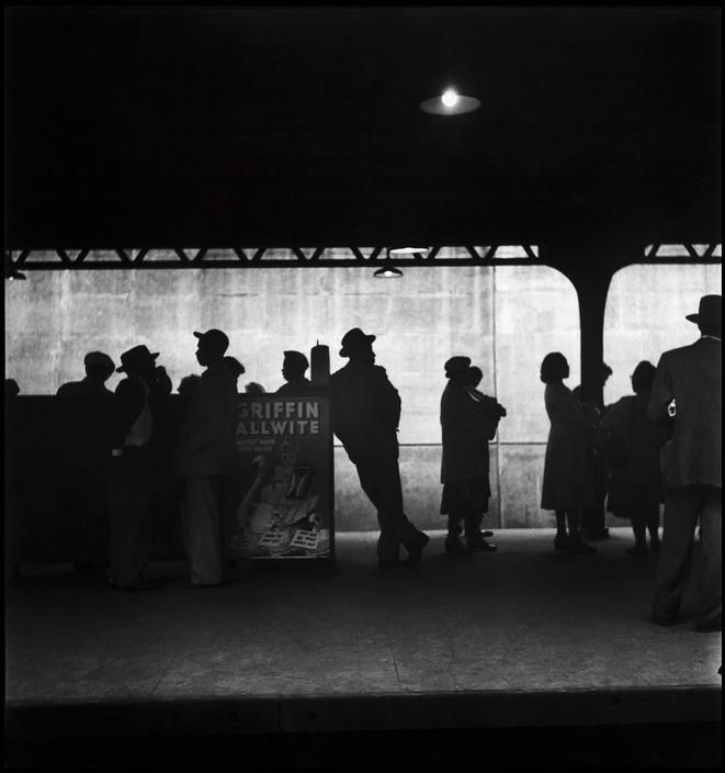 Elliott Erwitt, New York City, 1948