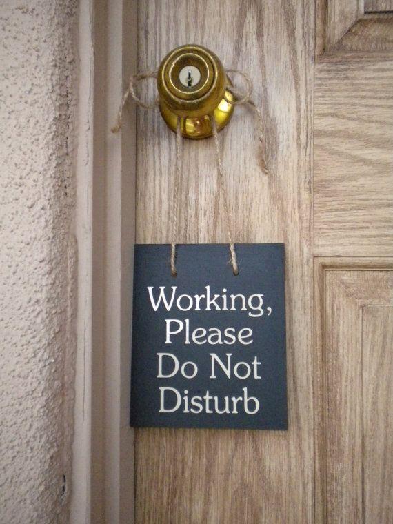 39 Best Images About Please Do Not Disturb Sign On