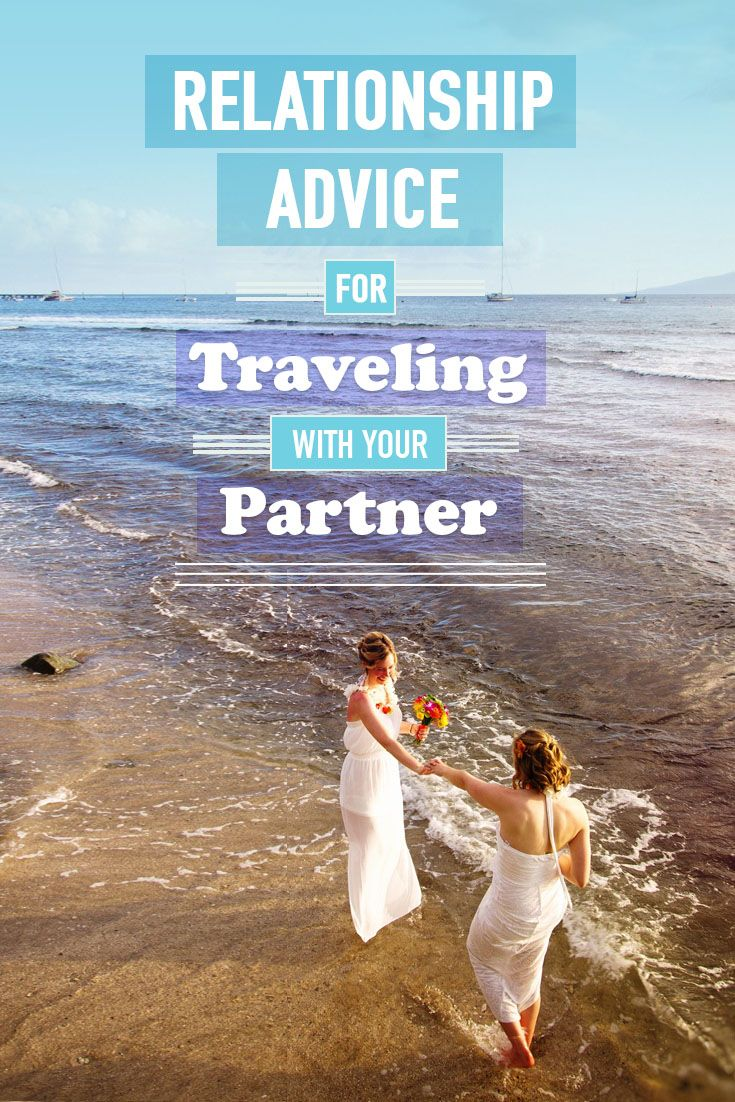 Traveling full time as a couple can be stressful for a relationship, so here are some tips for communicating and traveling well together with your partner.