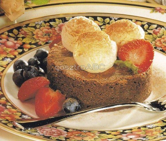 Cappuccinós brownie   Receptek