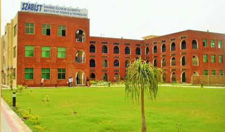 Shaheed Zulfikar Ali Bhutto Institute of Science and Technology, Institute of Science and Technology, Karachi universities, popular universities of pakistan