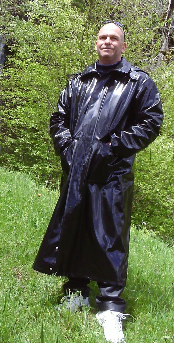 Cir 233 Rimo Mode Cire Vinyle Homme Pinterest Raincoat