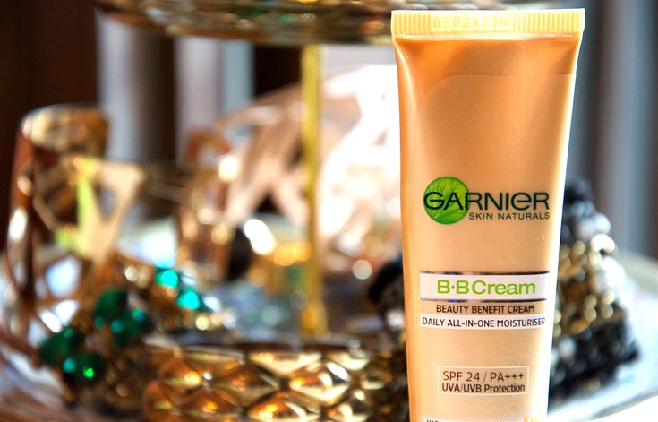 GARNIER ALL IN ONE BB CREAM REVIEW