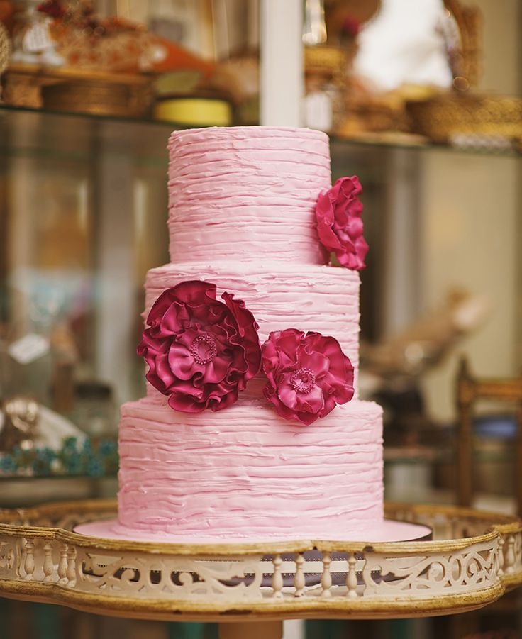 Fondant Flowers For Wedding Cakes: 10 Best Images About Rustic Wedding Cakes On Pinterest
