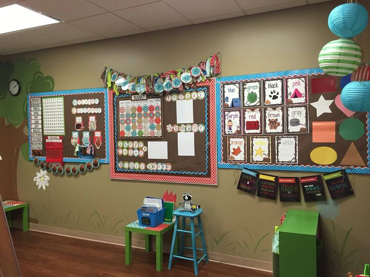 Classroom Decor Kindergarten ~ Images about my preschool classroom on pinterest