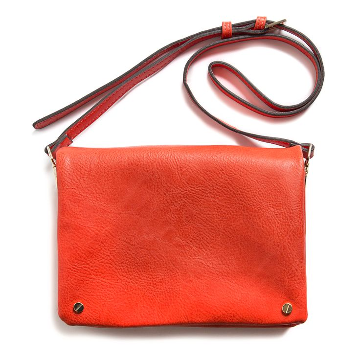 colors corssbody mens shoes bright Demi    Vegan Bag Love Over    Leather free bags in Crossbody  KW  Fold